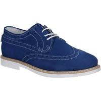 Pantofi Băieți Pantofi Derby Melania ME6045F7E.G Albastru