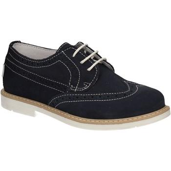 Pantofi Băieți Pantofi Derby Melania ME2045D7E.F Albastru