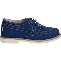Pantofi Băieți Pantofi Derby Melania ME2045D7E.G Albastru