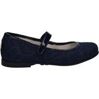 Pantofi Fete Balerin și Balerini cu curea Melania ME2105D7E.A Albastru