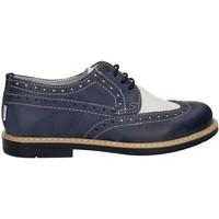 Pantofi Băieți Pantofi Derby Melania ME6045F7E.I Albastru