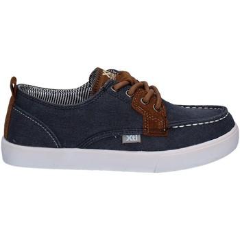 Pantofi Băieți Pantofi barcă Xti 54932 Albastru