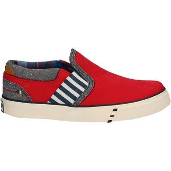 Pantofi Copii Pantofi Slip on Wrangler WJ17103 Roșu