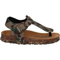 Pantofi Copii Sandale  Bionatura 22B1001 Verde