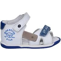 Pantofi Copii Sandale  Melania ME0813A7E.B Alb