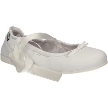 Pantofi Fete Balerin și Balerini cu curea Melania ME6073F7E.C Alb