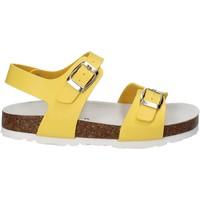 Pantofi Copii Sandale  Bamboo BAM-14 Galben