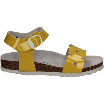 Pantofi Copii Sandale  Bionatura 22B1024 Galben