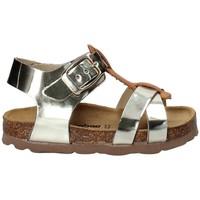 Pantofi Fete Sandale  Bamboo BAM-215 Galben
