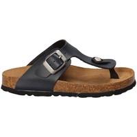 Pantofi Copii  Flip-Flops Bamboo BAM-02 Albastru