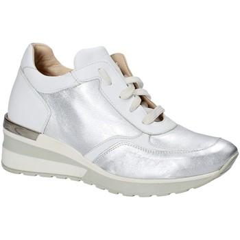 Pantofi Femei Pantofi sport Casual Exton E06 Argint