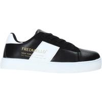 Pantofi Copii Pantofi sport Casual Fred Mello W19-SFK203 Negru