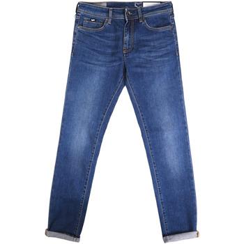 Îmbracaminte Bărbați Jeans slim Gas 351177 Albastru