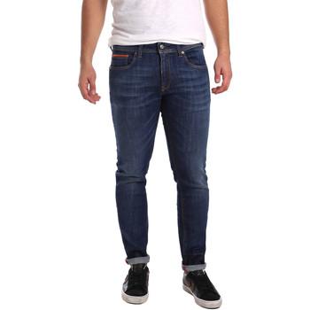 Îmbracaminte Bărbați Jeans slim 3D P3D6 2667 Albastru
