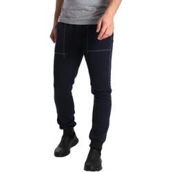 Îmbracaminte Bărbați Pantaloni de trening Key Up SF19 0001 Albastru