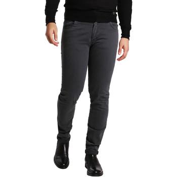 Îmbracaminte Bărbați Pantalon 5 buzunare Sei3sei PZV16 7239 Gri