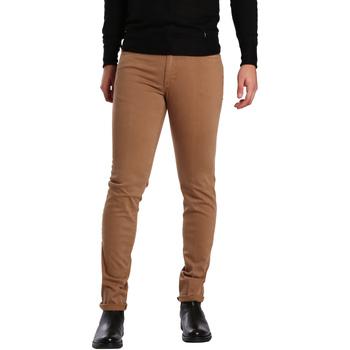 Îmbracaminte Bărbați Pantalon 5 buzunare Sei3sei PZV16 7239 Bej