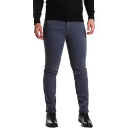 Îmbracaminte Bărbați Pantalon 5 buzunare Sei3sei PZV16 7239 Albastru