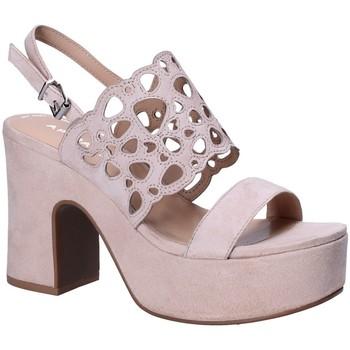 Pantofi Femei Sandale  Apepazza GRC02 Roz