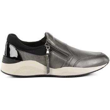 Pantofi Femei Pantofi Slip on Geox D620SA 000BV Gri