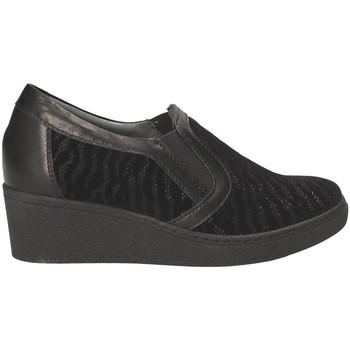 Pantofi Femei Mocasini Grunland SC3525 Negru