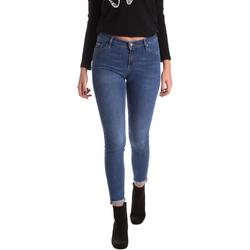 Îmbracaminte Femei Jeans skinny Gas 355652 Albastru