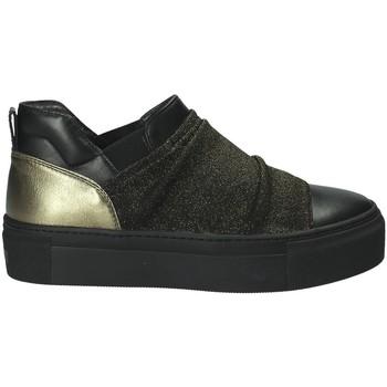 Pantofi Femei Pantofi Slip on Janet Sport 40904 Negru