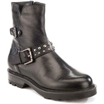 Pantofi Femei Botine Lumberjack SW37101 001 B01 Negru