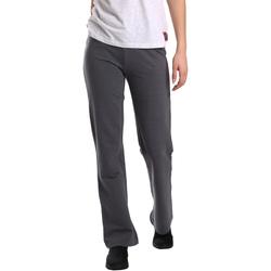 Îmbracaminte Femei Pantaloni fluizi și Pantaloni harem Key Up 549F 0001 Gri