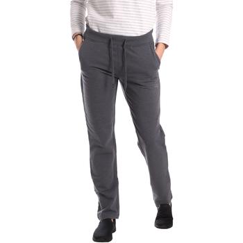 Îmbracaminte Femei Pantaloni de trening Key Up GE31 0001 Gri