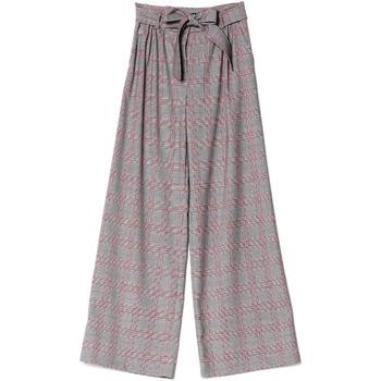 Îmbracaminte Femei Pantaloni fluizi și Pantaloni harem Denny Rose 721DD20029 Negru
