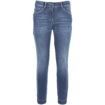 Îmbracaminte Femei Jeans slim NeroGiardini A760110D Albastru