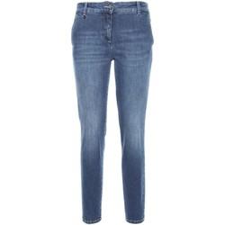 Îmbracaminte Femei Jeans slim Nero Giardini A760120D Albastru