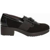 Pantofi Femei Mocasini Susimoda 875084 Negru