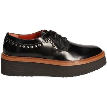 Pantofi Femei Pantofi Derby Triver Flight 217-02 Negru