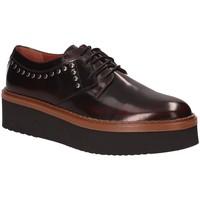 Pantofi Femei Pantofi Derby Triver Flight 217-02 Roșu