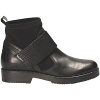 Pantofi Femei Botine Mally 5887D Negru