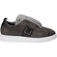 Pantofi Femei Pantofi Slip on Liu Jo UB23326A Gri