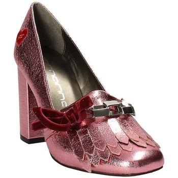 Pantofi Femei Pantofi cu toc Fornarina PI18SV1091M066 Roz