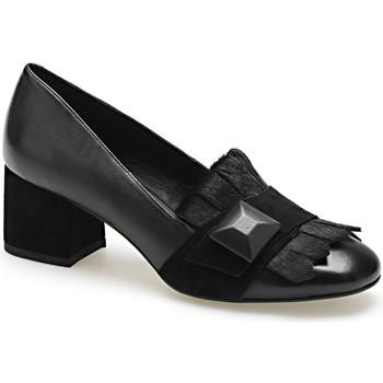 Pantofi Femei Mocasini Apepazza ADY02 Negru