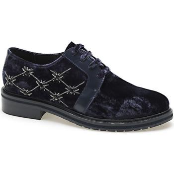 Pantofi Femei Pantofi Derby Apepazza CMB03 Albastru