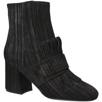 Pantofi Femei Botine Apepazza LTZ02 Negru