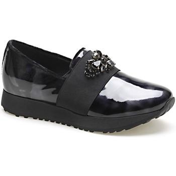 Pantofi Femei Pantofi Slip on Apepazza MCT16 Negru
