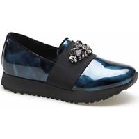 Pantofi Femei Pantofi Slip on Apepazza MCT16 Albastru