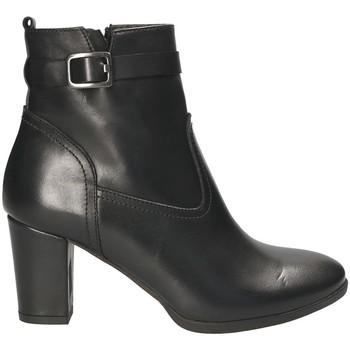 Pantofi Femei Botine Mally 4473 Negru