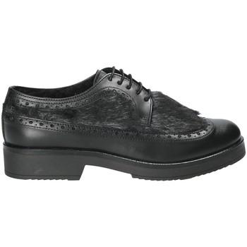 Pantofi Femei Pantofi Derby Mally 4665SA Negru