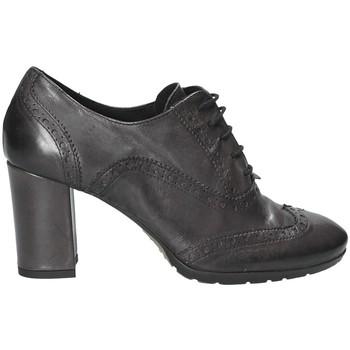 Pantofi Femei Pantofi Derby Mally 5010S Gri