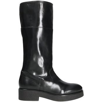 Pantofi Femei Cizme casual Mally 5096Z Negru