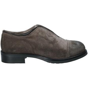 Pantofi Femei Pantofi Derby Mally 5523 Gri