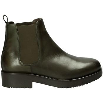 Pantofi Femei Botine Mally 5535J Verde